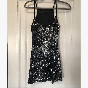 Forever 21 sequin dress/tunic